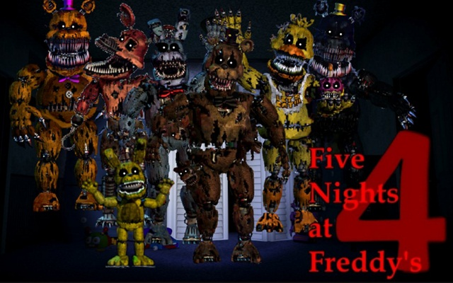 Five Nights At Freddy S Scariest Game Ever